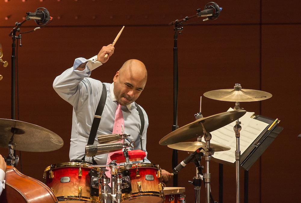 Ali Jackson, Jazz at Lincoln Center Orchestra