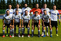 NK Koper team during football match between NK Bravo and NK Koper in 4th Round of Prva liga Telekom Slovenije 2020/21, on September 19, 2020 in Sport park ZAK, Ljubljana, Slovenia. Photo by Grega Valancic / Sportida