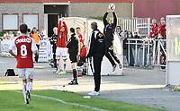 Fotball , 13. September 2009 , adeccoligaen ,  Bryne - SIF , Stavanger IF , Bryne Stadion, Mons Ivar Mjelde , Bryne ,  Foto: Tommy Ellingsen