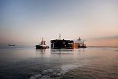 Port of Rotterdam Valemax Ships