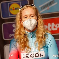 27-02-2021: Wielrennen: Omloop Het Nieuwsblad - Vrouwen: Gent <br />Marjolein van t Geloof