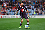 Jacob Butterfield of Derby County in action. Skybet football league Championship match, Huddersfield Town v Derby county at the John Smith's Stadium in Huddersfield , Yorkshire on Saturday 24th October 2015.<br /> pic by Chris Stading, Andrew Orchard sports photography.