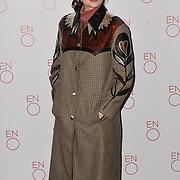 Millie Brady Arrivals at La Bohème VIP Performance on 29 January 2019 at London Coliseum, London, UK.