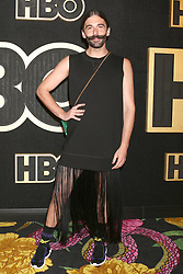 September 17, 2018 - West Hollywood, CA, USA - LOS ANGELES - SEP 17:  Jonathan Van Ness at the HBO 2018 Emmy After Party at the Pacific Design Center on September 17, 2018 in West Hollywood, CA (Credit Image: © Kay Blake/ZUMA Wire)