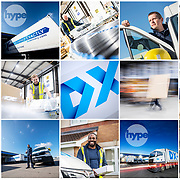 A company case study showing the workforce in action for a large logistics company.
