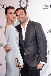 Georgia Fowler, Mohammed al Turki attending the de Grisogono party ahead the 70th Cannes Film Festival, at Eden Roc Hotel in Antibes, France on May 23, 2017. Photo Julien Reynaud/APS-Medias/ABACAPRESS.COM