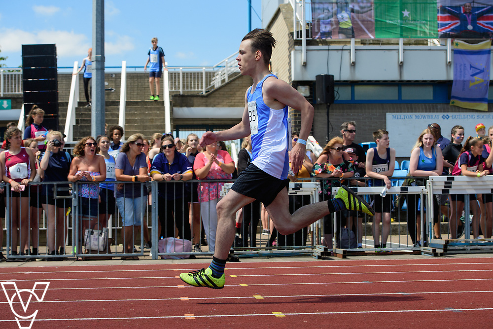 DRET Summer Cup 2018, held at South Kesteven Sports Stadium (The Meres), Grantham.<br /> <br /> Picture: Chris Vaughan Photography for DRET<br /> Date: July 3, 2018