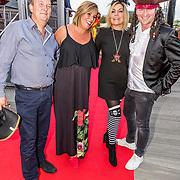 NLD/Amsterdam//20170522 - Film premiere  Pirates of the Caribbean, Selma van Dijk en partner Tom Keizer Gallyon van Vessem en partner Greg de Jong