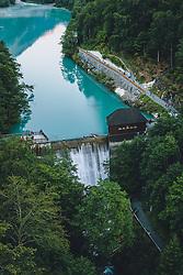 THEMENBILD - die Sigmund Thun Klamm, aufgenommen am 07. Juli 2020 in Kaprun, Österreich // the Sigmund Thun Gorge, Kaprun, Austria on 2020/07/27. EXPA Pictures © 2020, PhotoCredit: EXPA/ JFK