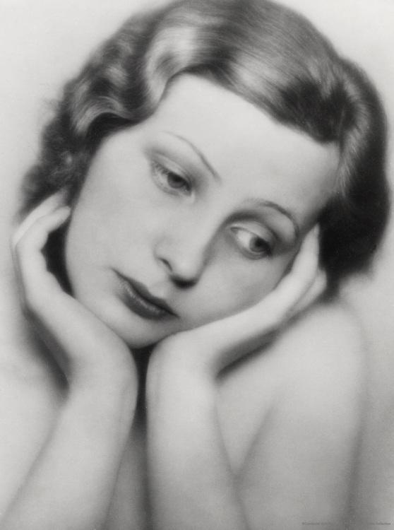 Portrait of a woman, Vienna, 1932