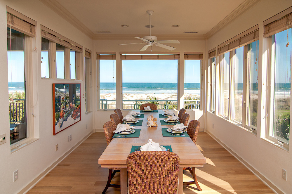Wrightsville Beach, NC Dining Alcove