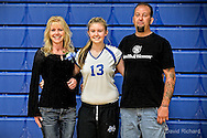 Midview Volleyball Parents Night on October 7, 2014. Images © David Richard and may not be copied, posted, published or printed without permission.