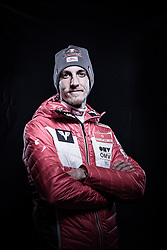 12.10.2019, Olympiahalle, Innsbruck, AUT, FIS Weltcup Ski Alpin, im Bild Gregor Schlierenzauer // during Outfitting of the Ski Austria Winter Collection and the official Austrian Ski Federation 2019/ 2020 Portrait Session at the Olympiahalle in Innsbruck, Austria on 2019/10/12. EXPA Pictures © 2020, PhotoCredit: EXPA/ JFK