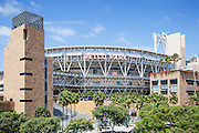 Petco Park Home and the Omni Hotel of San Diego