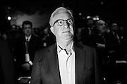 Raffaele Bonanni durante l'assemblea costituente del Nuovo Centrodestra,, Roma 11 Aprile 2014. Christian Mantuano / OneShot