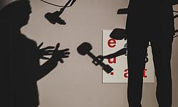 20.09.2018, Salzburg, AUT, Informeller EU Gipfel der Staats und Regierungsschefs, im Bild Praesident der Republik Emmanuel Macron (Frankreich) // President of the Republic Emmanuel Macron (France) during the Informal Summit of Heads of Governments and States of the European Union in Salzburg, Austria on 2018/09/20, EXPA Pictures © 2018, PhotoCredit: EXPA/ JFK