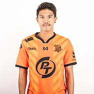 THAILAND - JUNE 24: Chitpanya Thisud #11 of PT Prachuap FC on June 24, 2019.<br /> .<br /> .<br /> .<br /> (Photo by: Naratip Golf Srisupab/SEALs Sports Images/MB Media Solutions)