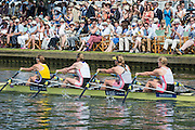 Henley Royal Regatta, Henley on Thames, Oxfordshire, 3-7 July 2013.  Saturday  15:28:05   06/07/2013  [Mandatory Credit/Intersport Images]<br /> <br /> Rowing, Henley Reach, Henley Royal Regatta.<br /> <br /> The Princess Grace Challenge Cup<br /> Leander Club and Minerva Bath Rowing Club