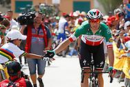 Elia Viviani (ITA - QuickStep - Floors) during the UCI World Tour, Tour of Spain (Vuelta) 2018, Stage 6, Huercal Overa - San Javier Mar Menor 155,7 km in Spain, on August 30th, 2018 - Photo Luca Bettini / BettiniPhoto / ProSportsImages / DPPI