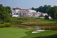 Architectural Photography of Bethesda Maryland Congressional Country Club Clubhouse Addition construction by Coakley Williams Construction Photography by Jeffrey Sauers of Commercial Photographics