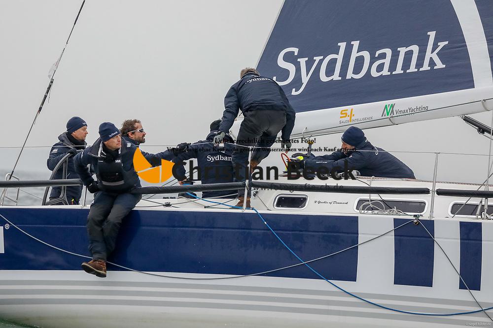 , Kiel - Maior 28.04. - 01.05.2018, ORC 2 - Sydbank - GER 7350 - X-41 - Torsten BASTIANSEN - Flensborg Yacht Club