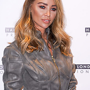 London, England,UK. 10th Oct 2016: Founded by Lauren Pope attend Olivia Buckland is launching The Luxe Collection for Hair Rehab London in London,UK. Photo by See Li