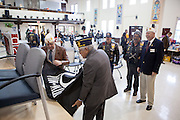 12/8/13 12:24:58 PM -- Albuquerque NM  --Presentation of supplies for Operation Comfort Warriors gifts to the Raymond G. Murphy VA Medical Center in Albuquerque, N.M..<br /> <br />  --    Photo by Steven St John