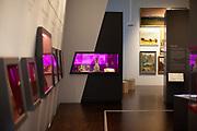 Exhibition space at The Sudeten German Museum in Munich.