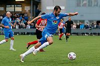 Adam Thomas. Stockport Town FC 0-10 Stockport County FC. Pre Season Friendly. 9.7.19