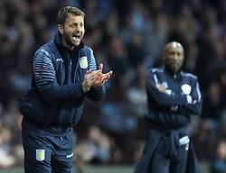 Aston Villa Manager, Tim Sherwood - Photo mandatory by-line: Robbie Stephenson/JMP - Mobile: 07966 386802 - 07/04/2015 - SPORT - Football - Birmingham - Villa Park - Aston Villa v Queens Park Rangers - Barclays Premier League