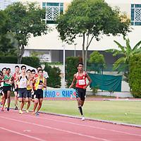 B Div Boys 800m
