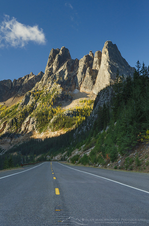 North Cascades Highway Washington