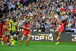 June 5, 2017 - Saint Denis, Seine Saint Denis, France - OCONNOR player of the Rugby Club Toulonnais during the final of the French Rugby Championship Top 14 against ASM Clermont-Auvergne at the stadium of France - St Denis France.ASM Clermont beat RC Toulon 22-16 (Credit Image: © Pierre Stevenin via ZUMA Wire)