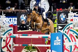 Peeters Leonie, BEL, Tinkoucha Hero Z<br /> Jumping Mechelen 2019<br /> © Hippo Foto - Sharon Vandeput<br /> 28/12/19