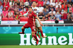 BUDAPEST, HUNGARY - JUNE 15:  during the UEFA Euro 2020 Championship Group F match between Hungary and Portugal at Puskas Arena on June 15, 2021 in Budapest, Hungary. (Photo by Angel Martinez - UEFA)
