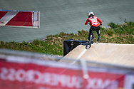 2021 UCI BMXSX World Cup<br /> Round 2 at Verona (Italy)<br /> Qualification<br /> ^me#3 ANDRE, Sylvain (FRA, ME) Wiawis, Lead, 6D, Tangent<br /> ^me#997 SCHAUB, Philip (GER, ME) Zulu2021 UCI BMXSX World Cup<br /> Round 2 at Verona (Italy)<br /> 1/16 Finals