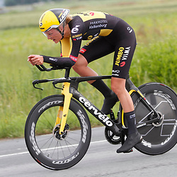 KNOKKE HEIST (BEL) July 10 CYCLING: <br /> 3th Stage Baloise Belgium tour Time Trial: Pernille Mathiessen