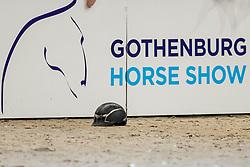 Guerdat Steve, SUI, helmet<br /> LONGINES FEI World Cup™ Finals Gothenburg 2019<br /> © Dirk Caremans<br /> 07/04/2019