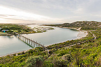 Heuningnes River and Estuary, De Mond Nature Reserve, Western Cape, South AFrica