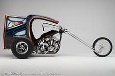 JP Rodman's S&S Trike