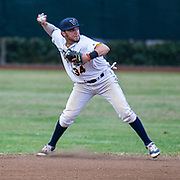 Jun 08, 2017 Vallejo, CA : Admirals # 34 Pedro Perez  during the baseball game between Sonoma Stompers vs Vallejo Admirals 8-6 win at Wilson Park Vallejo, CA. Thurman James / TJP