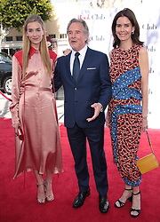 May 7, 2018 - Los Angeles, California, USA - 5/6/18.Don Johnson with Kelley Phleger and Grace Johnson at the premiere of ''Book Club'' in Los Angeles, CA. (Credit Image: © Starmax/Newscom via ZUMA Press)