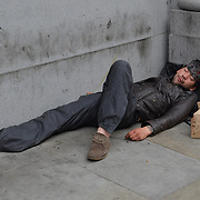 Homeless people in Britain