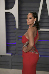 February 24, 2019 - Beverly Hills, California, U.S - Tracee Ellis Ross on the red carpet of the 2019 Vanity Fair Oscar Party held at the Wallis Annenberg Center in Beverly Hills, California on Sunday February 24, 2019. JAVIER ROJAS/PI (Credit Image: © Prensa Internacional via ZUMA Wire)