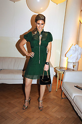 HOFIT GOLAN at Vogue's Fantastic Fashion Fantasy Party in association with Van Cleef & Arpels to celebrate Vogue's Secret Address Book held at One Marylebone Road, London NW1 on 3rd November 2008.