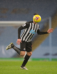 Ciaran Clark of Newcastle United in action - Mandatory by-line: Jack Phillips/JMP - 26/12/2020 - FOOTBALL - Etihad Stadium - Manchester, England - Manchester City v Newcastle United - English Premier League