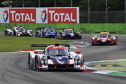 May 13, 2018 - Monza, Italie - 2 UNITED AUTOSPORTS (USA) LIGIER JS P3 NISSAN LMP3 JOHN FALB (USA) SEAN RAYHALL  (Credit Image: © Panoramic via ZUMA Press)