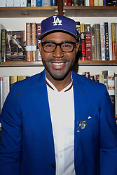 March 4, 2019 - Huntington, New York, United States - Karamo Brown signs copies of his book ''Karamo: My Story of Embracing Purpose, Healing and Hope'' at Book Revue on March 4, 2019 in Huntington, New York. (Credit Image: © Debby Wong/Pacific Press via ZUMA Wire)
