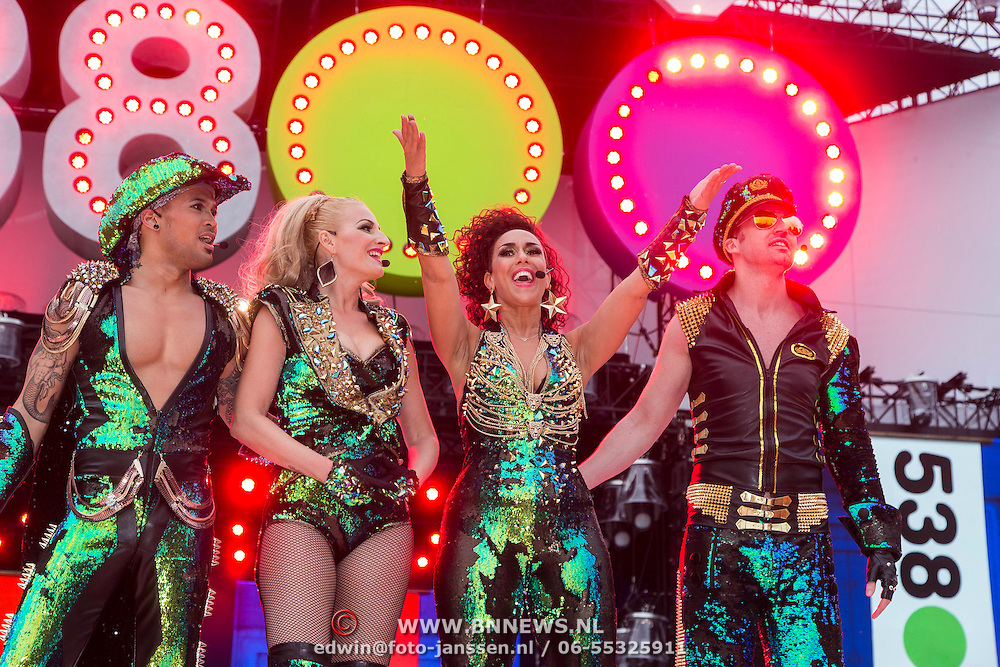 NLD/Breda/20140426 - Radio 538 Koningsdag,