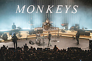 ARCTIC MONKEYS with Cameron Avery supporting, performing at the RAH
